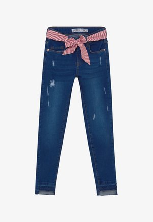 BLAKE - Jeansy Skinny Fit - denim