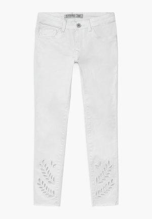 BLAKE - Jeans Skinny - white