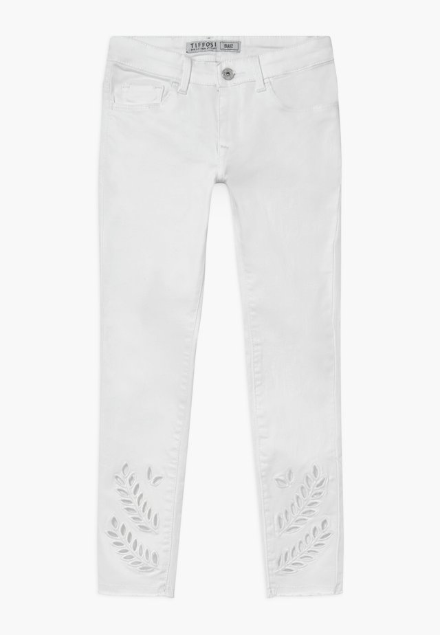 BLAKE - Jeans Skinny Fit - white