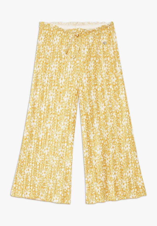 HAWAI - Tygbyxor - yellow
