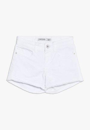 Shorts vaqueros - branco