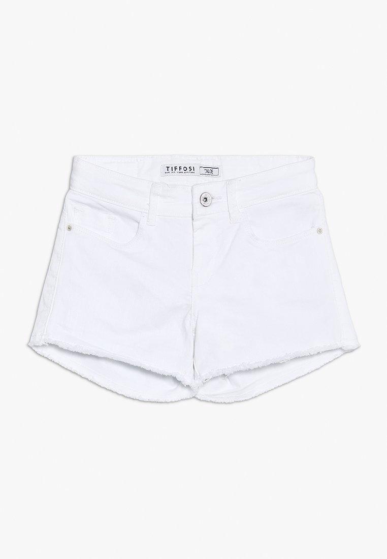 Tiffosi - Jeans Shorts - branco