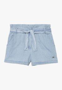 Tiffosi - CORINE - Shorts - denim light indigo wash - 0