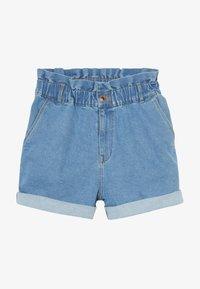 Tiffosi - PENELOPE - Short en jean - blue denim - 2