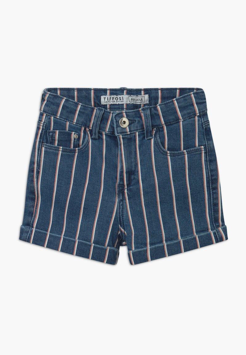 Tiffosi - ARIANA - Denim shorts - denim