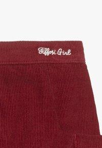 Tiffosi - MARY - Áčková sukně - vermelho - 4