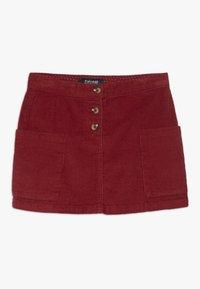 Tiffosi - MARY - Áčková sukně - vermelho - 0