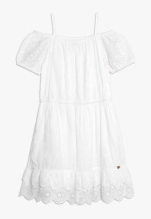 EKATERINA - Korte jurk - branco