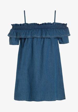 POPPY - Spijkerjurk - blue denim