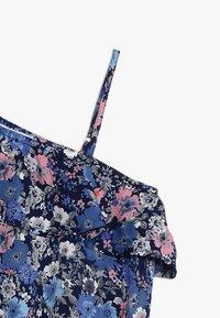 Tiffosi - PLUM - Denní šaty - azul - 2