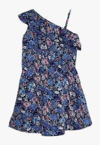 Tiffosi - PLUM - Denní šaty - azul - 0