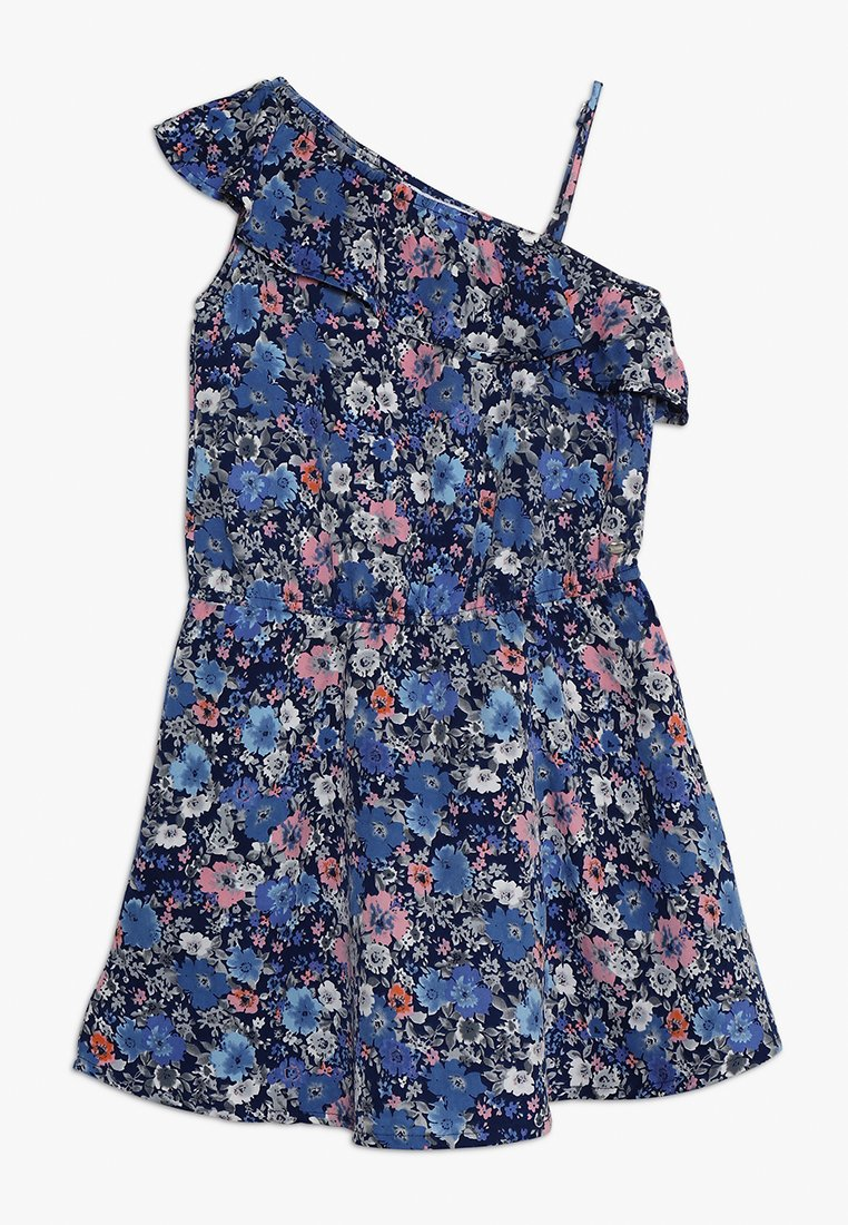 Tiffosi - PLUM - Denní šaty - azul