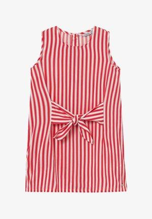 LILIAN - Korte jurk - red