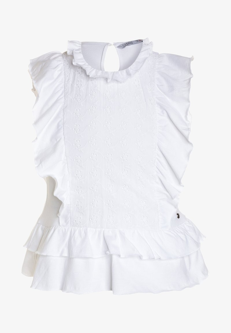 Tiffosi - IRMA - Top - bianco