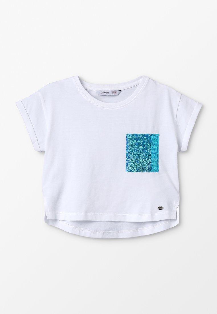 Tiffosi - GISA - Camiseta estampada -  branco