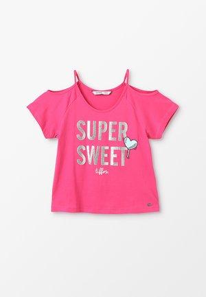 MALDIVES - T-shirt z nadrukiem - rosa