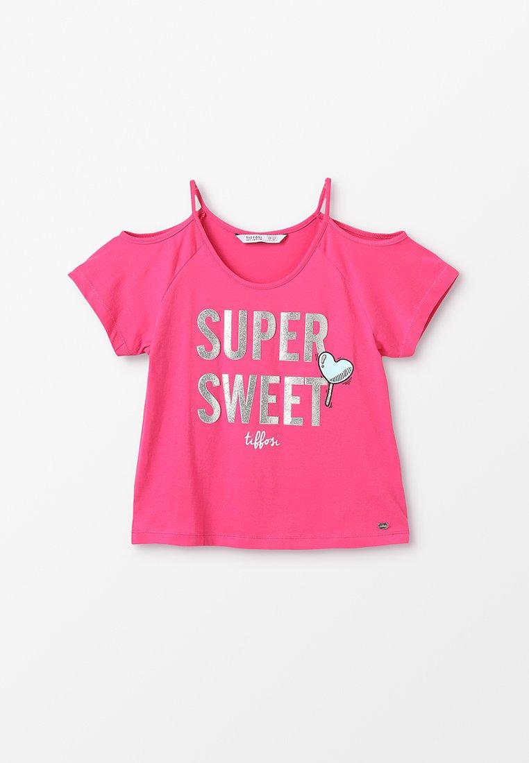 Tiffosi - MALDIVES - T-shirt imprimé - rosa