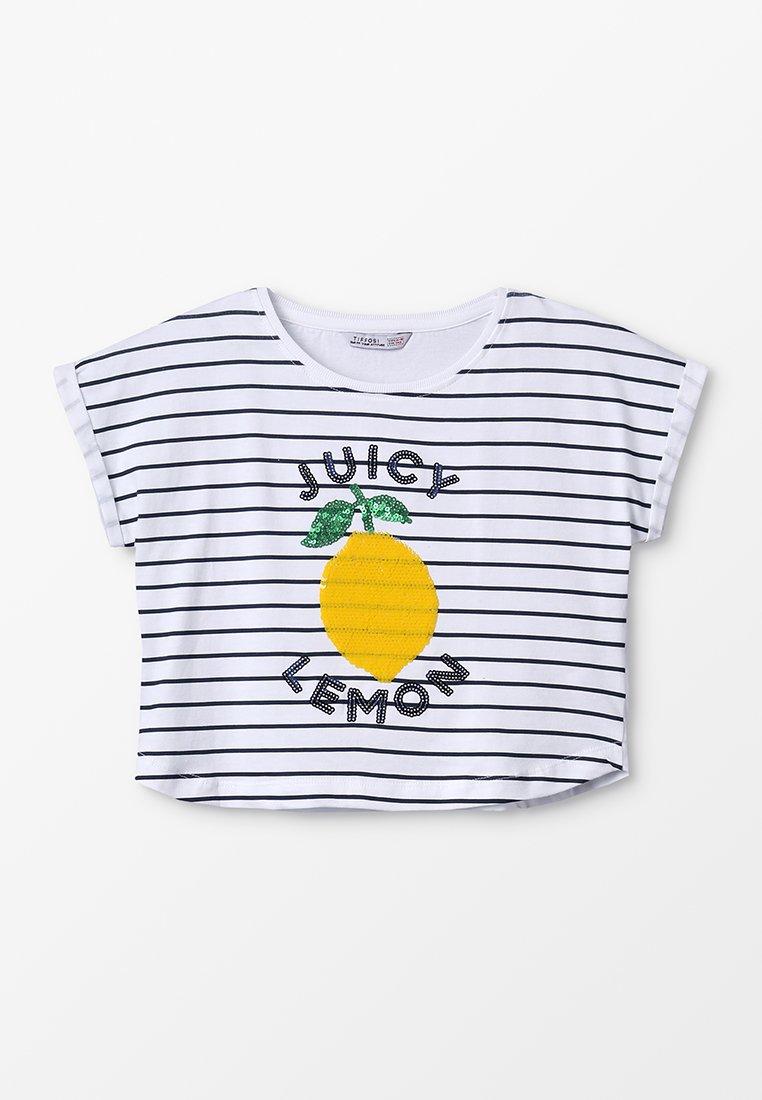 Tiffosi - MARNI - T-shirt z nadrukiem - verde
