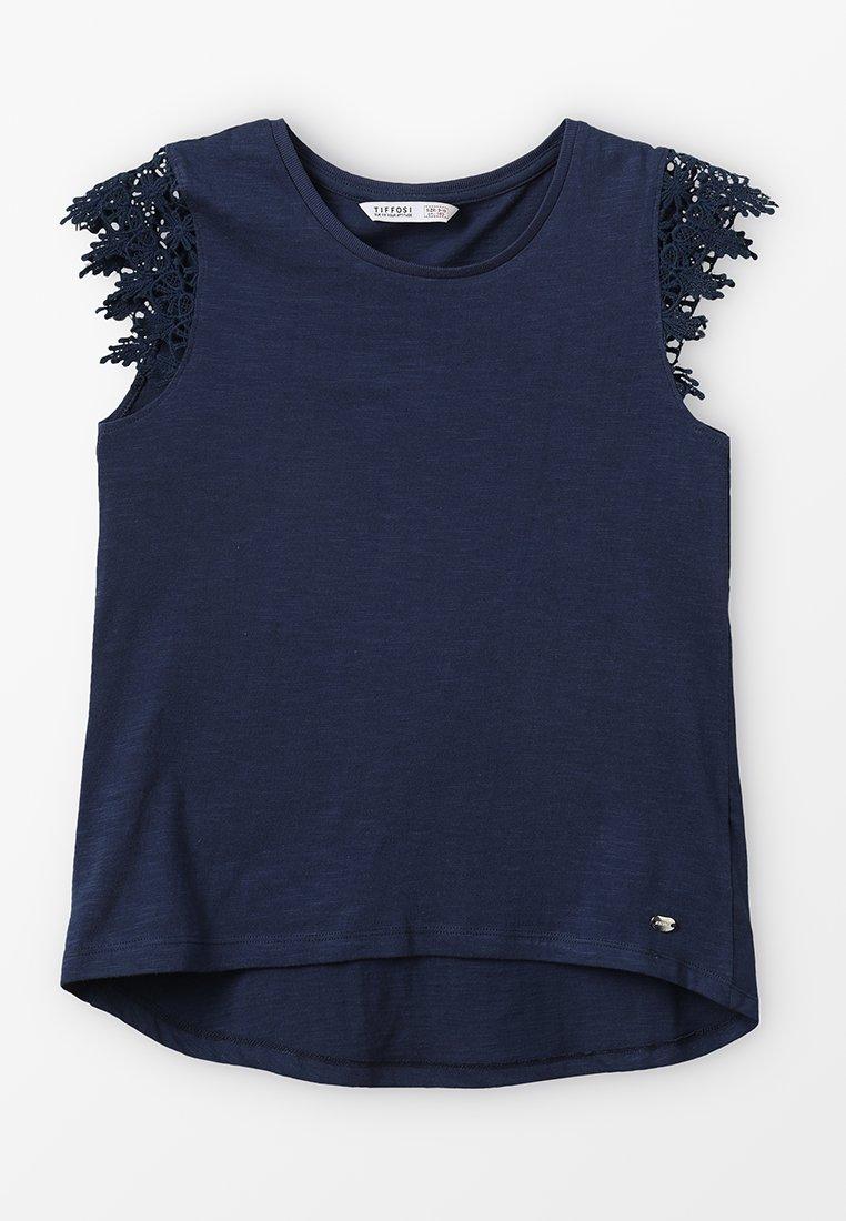 Tiffosi - LORTTY - T-shirt print - azul