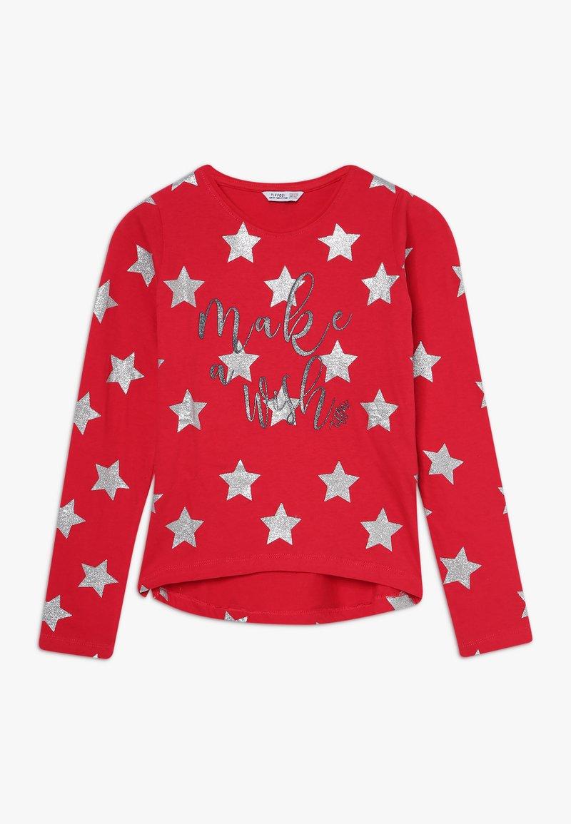 Tiffosi - MERCILE - T-shirt à manches longues - vermelho