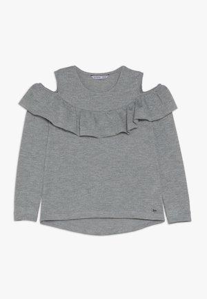 MOCCIE - Long sleeved top - cinza