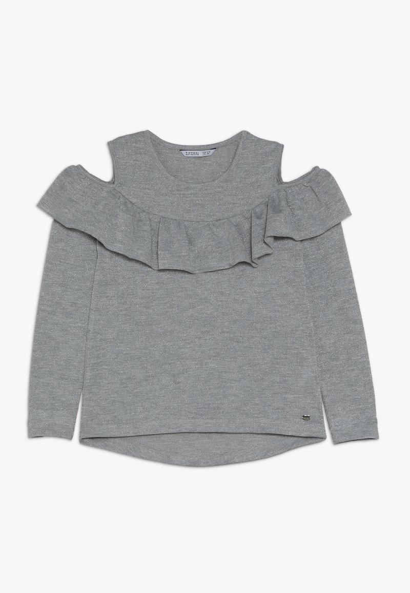 Tiffosi - MOCCIE - Langarmshirt - cinza
