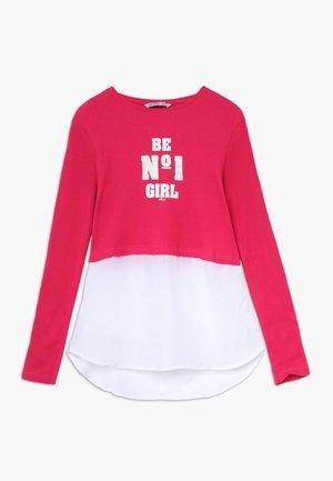 FAITH - Långärmad tröja - pink