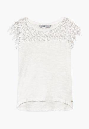 LORTTY - T-shirt print - white