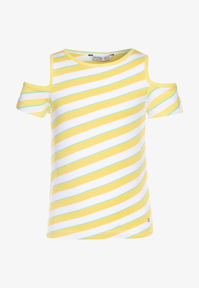 GERTRUDE - Camiseta estampada - green