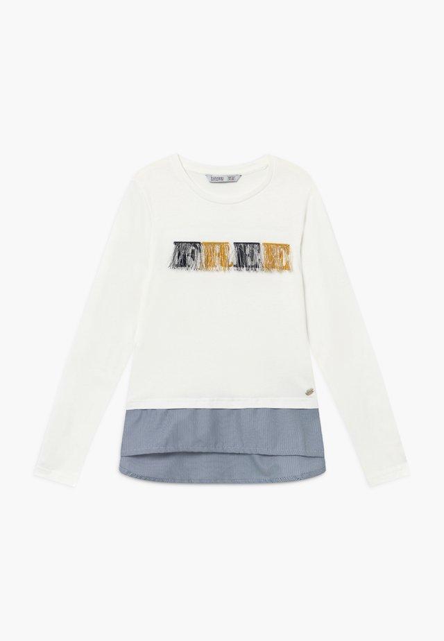 IRIA - Långärmad tröja - beige