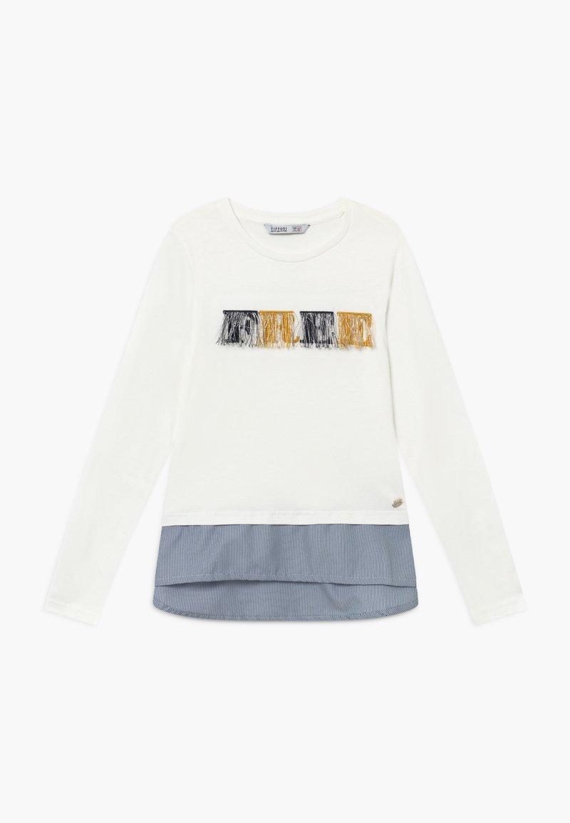 Tiffosi - IRIA - Long sleeved top - beige