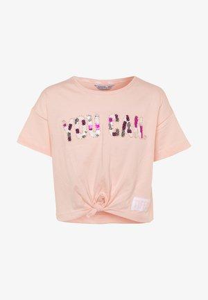 EMEE - T-shirt imprimé - pink
