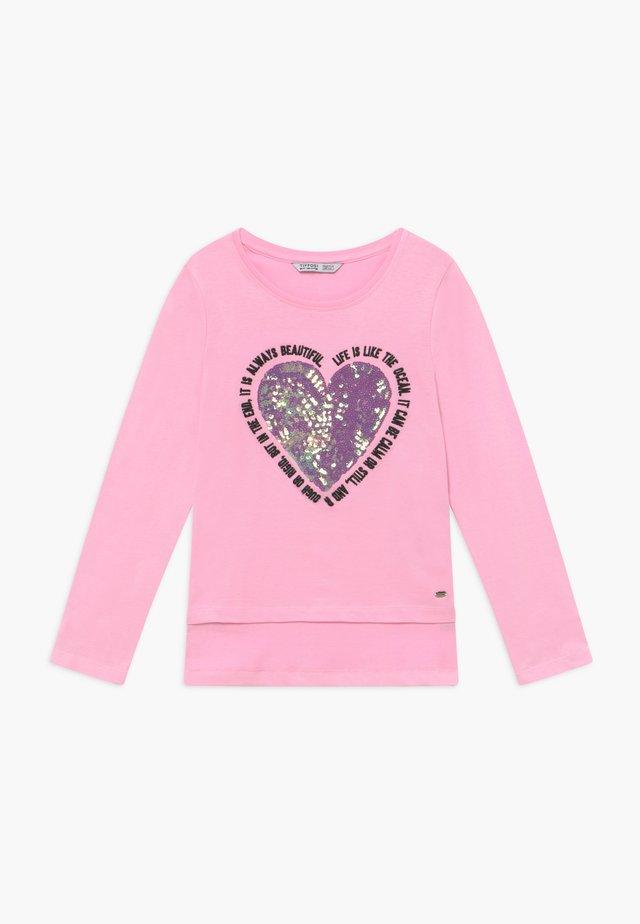 CASSIDY - Långärmad tröja - pink