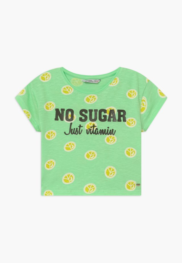 GRADE - Camiseta estampada - green