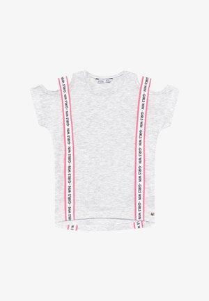 AGATHA - T-shirt med print - grey