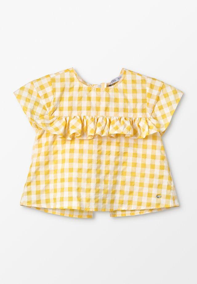 CLOVES - Bluse - amarelo