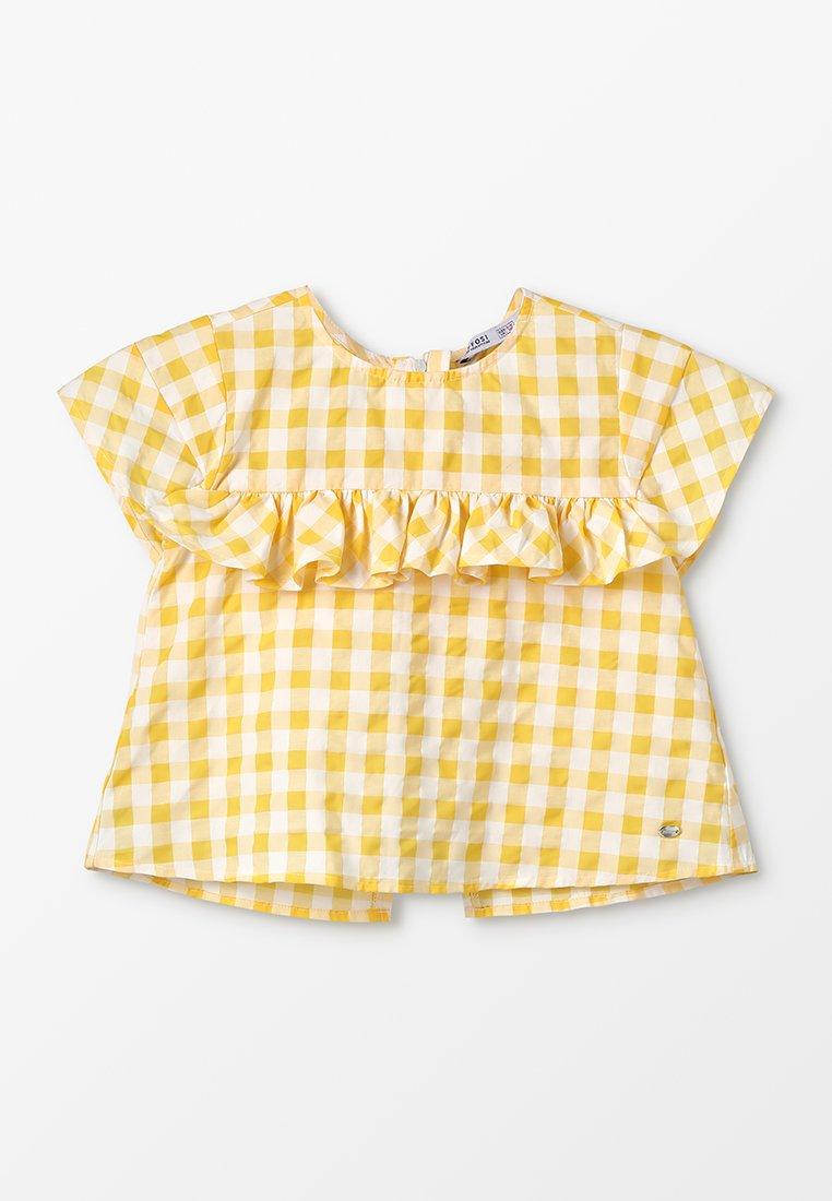 Tiffosi - CLOVES - Bluse - amarelo