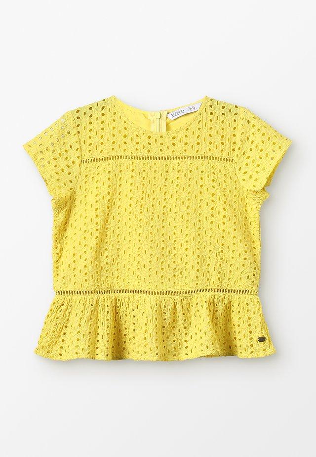 DOROTY - Blouse - amarelo