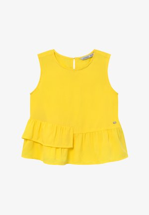 ISSY - Bluse - yellow