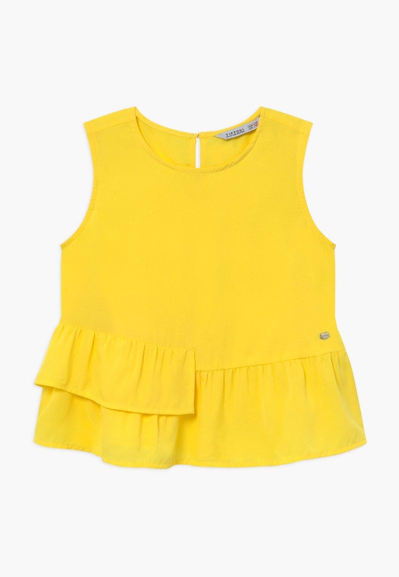 Tiffosi - ISSY - Blouse - yellow