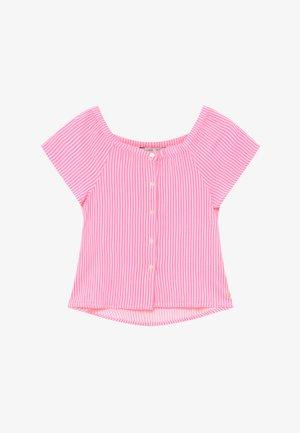 ISABELLA - Blouse - pink fluor