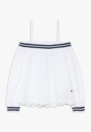 JEANINE - Bluzka - white