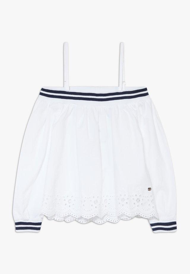 JEANINE - Blouse - white