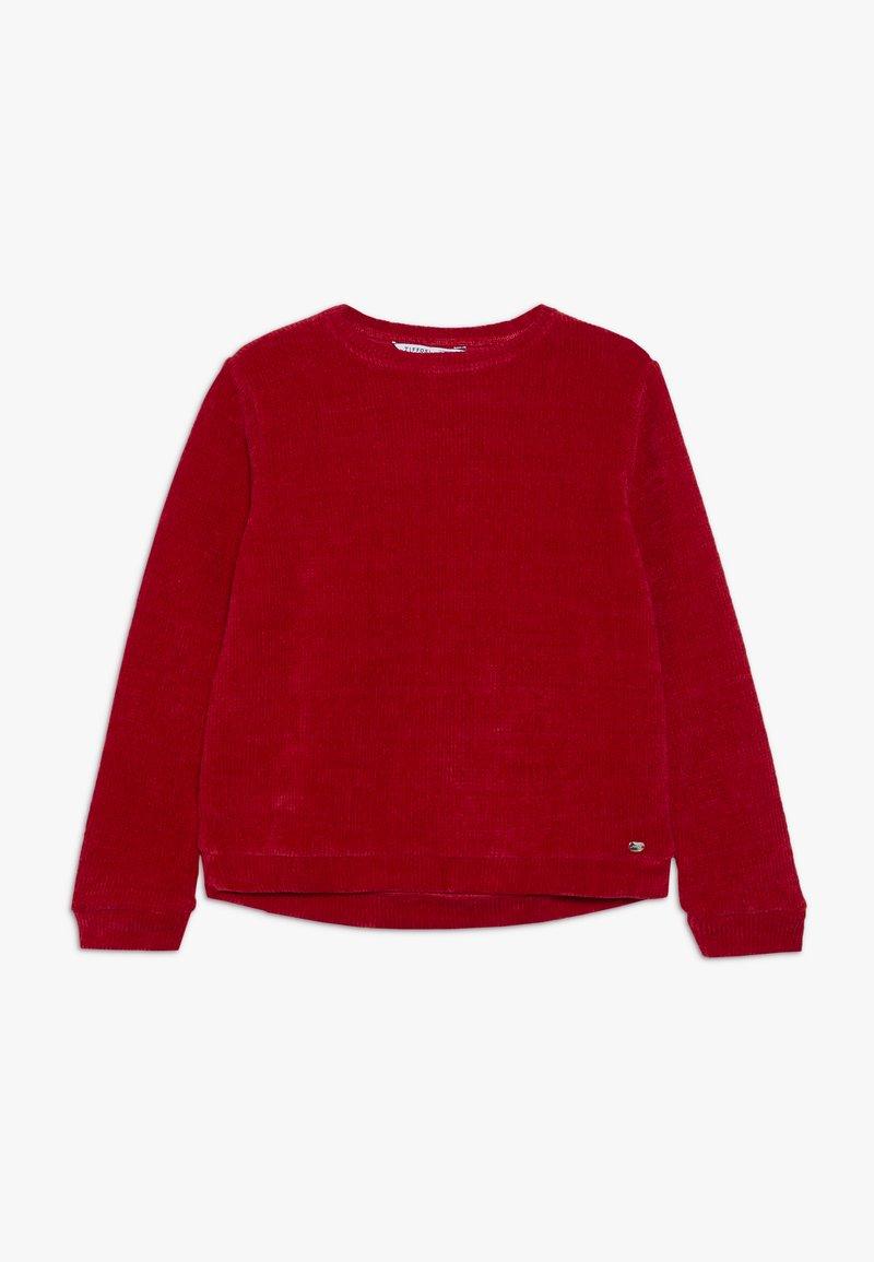 Tiffosi - PUFF - Jersey de punto - vermelho