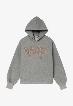 SKY - Hoodie - cinza