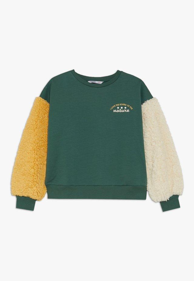 PATRICIA - Sweatshirt - verde
