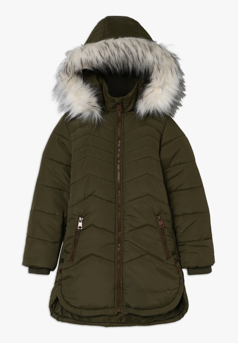 Tiffosi - QUINCE - Winter coat - verde