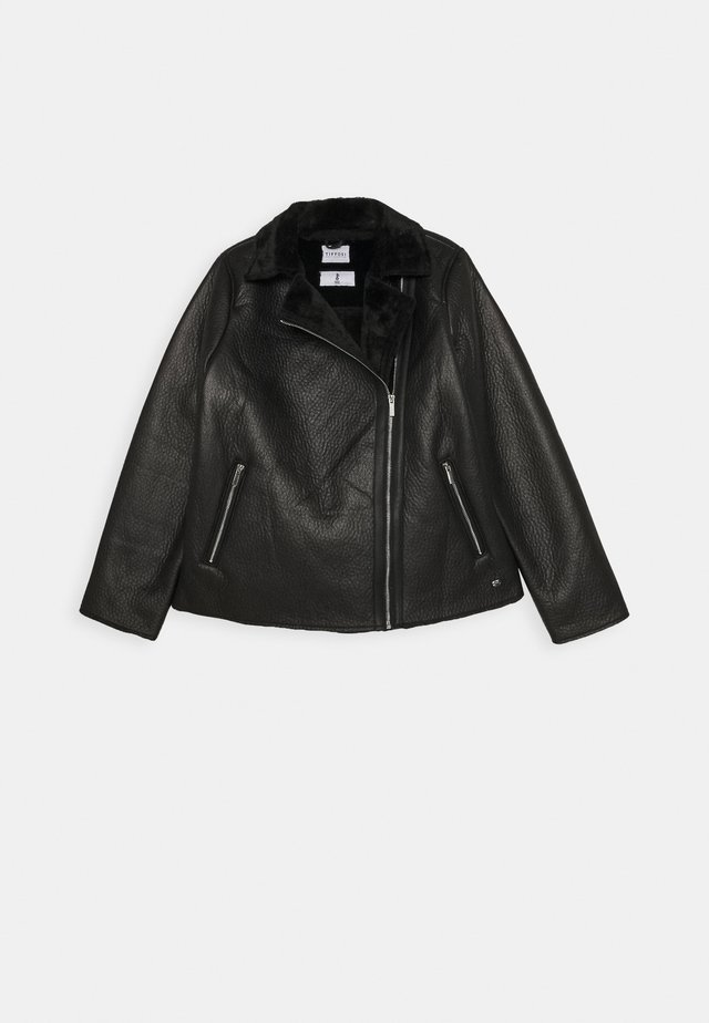 DAISY - Light jacket - black