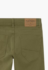 Tiffosi - JOHN - Džíny Slim Fit - green - 3