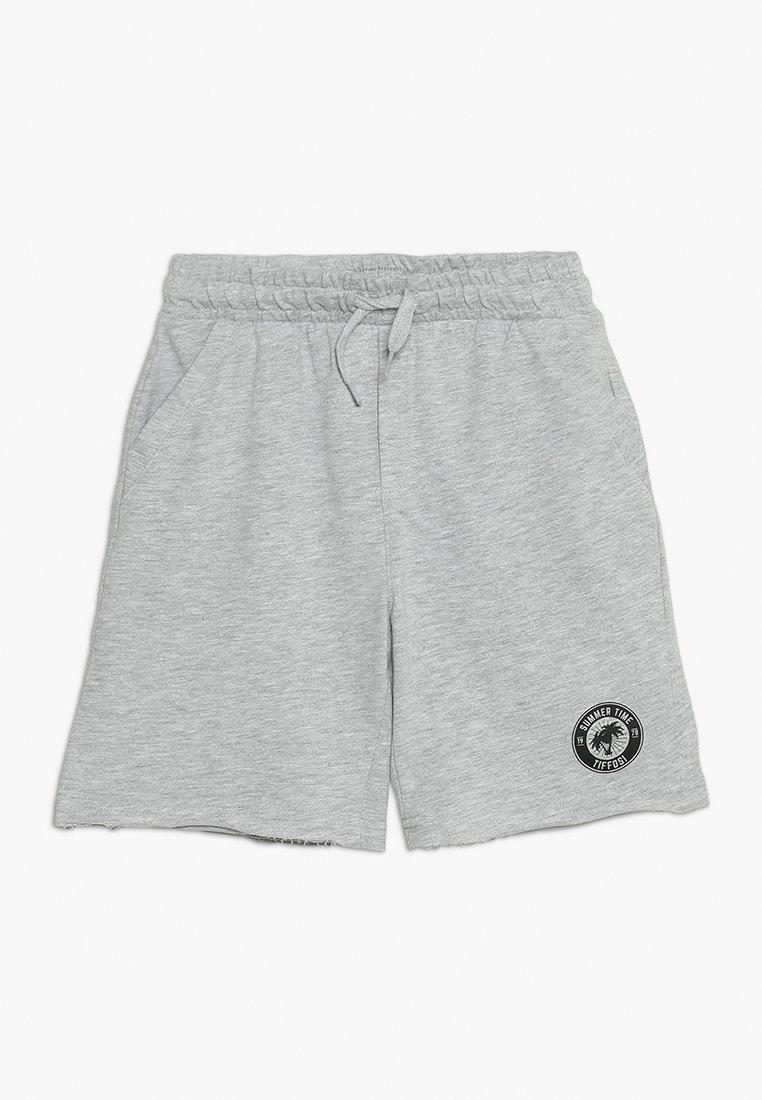 Tiffosi - KAPRO - Teplákové kalhoty - cinza